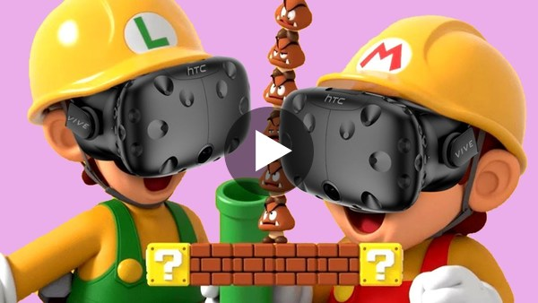 YuB: Super Mario Maker 2 - VR Edition