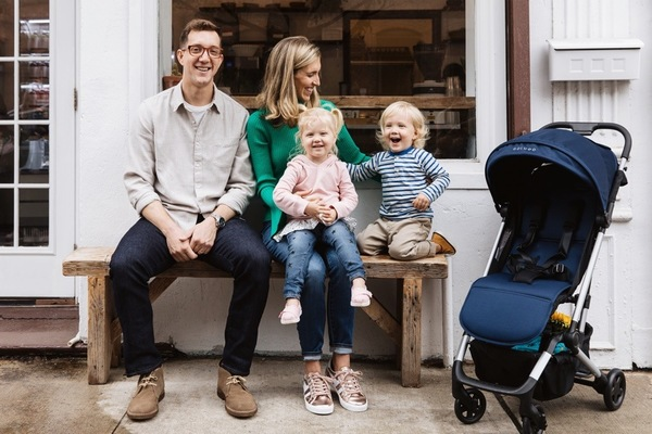 Meet the Philly Dad Whose Startup Is Shaking Up the Stroller Industry