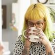 Buying Coffee Won't Make You Poor