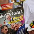 """""""Gazeta Polska"""" musi usunąć wlepki """"Strefa wolna od LGBT"""" ze sprzedawanych egzemplarzy"""