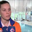 Femke Heemskerk in snelste tijd in twee jaar zesde op WK zwemmen