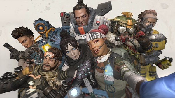 EA: Apex Legends has 8-to-10 million players a week