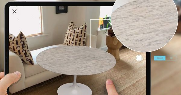 Morpholio's augmented reality app now includes classic Knoll furniture