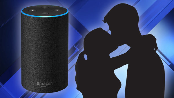 Alexa listens to users having sex, report says