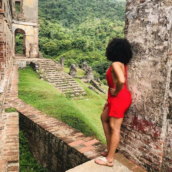 Traveling through Haiti with a new perspective