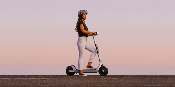 Bird's new futuristic-looking electric scooter is designed to fix everything… again
