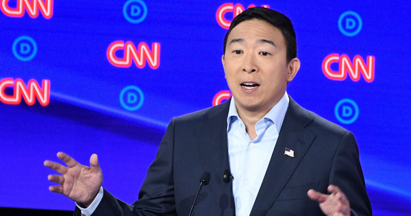 Is Andrew Yang the Doomer Candidate? (And What's a Doomer?)