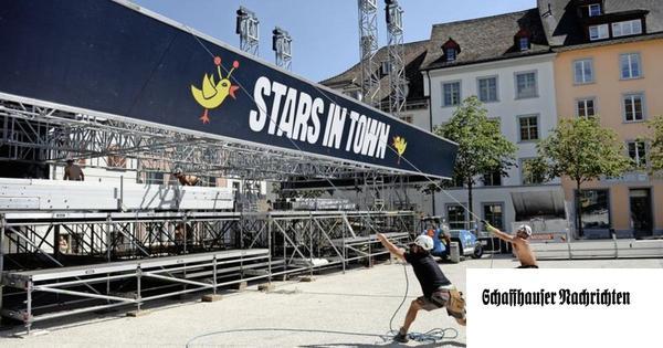Zehn Fakten zum zehnten «Stars in Town»