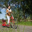 Elektrische fiets: met deze e-bike loop en fiets je tegelijkertijd - WANT
