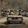 Escaping California's deadliest blaze