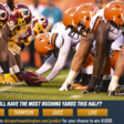 Redskins Preseason Broadcast To Have Predictive Gaming Element