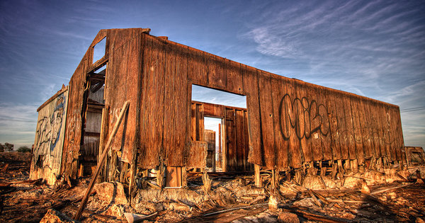 The Crazy Stories Behind California's Most Famous Ghost Towns