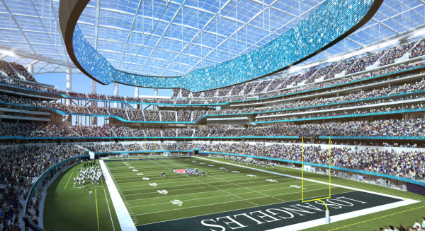 LA Rams and Chargers new stadium lands US$90m American Airlines deal - SportsPro Media