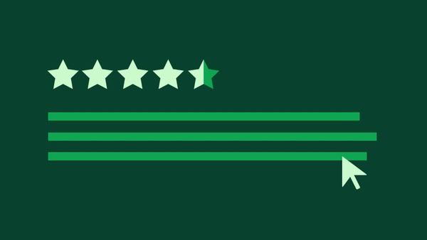 Creating an online review management strategy