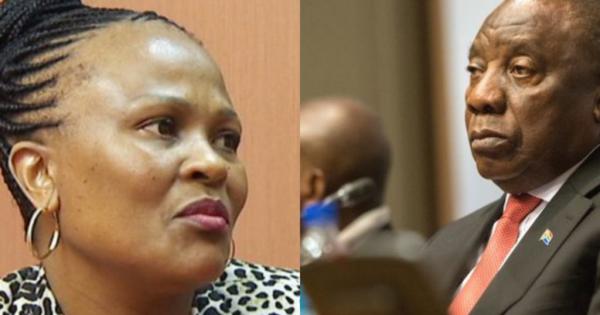 High Court to rule on Ramaphosa, Mkhwebane case | eNCA