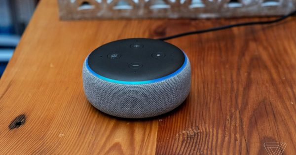 Now you can choose how fast Alexa talks on your Amazon Echo