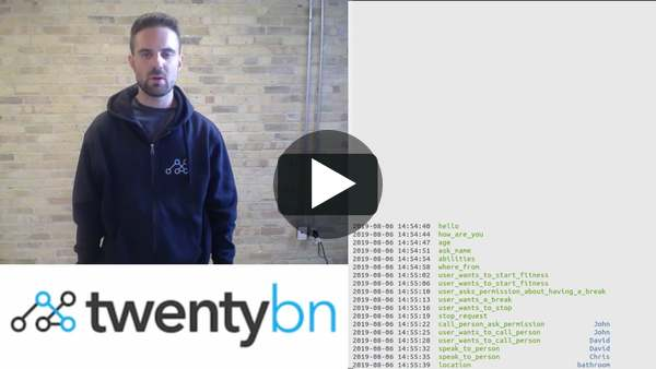 20BN Speech-To-Intent Demo on Vimeo
