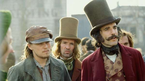 Pictured: Two men in hats that don't suit them, and Daniel Day-Lewis.