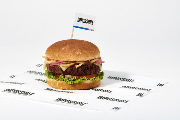 Sodexo Is Launching an Impossible Burger Menu at 1,500 U.S. Locations