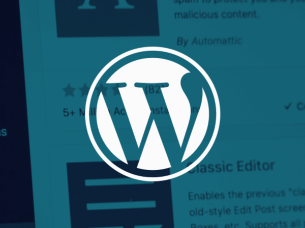 WordPress team working on daring plan to forcibly update old websites