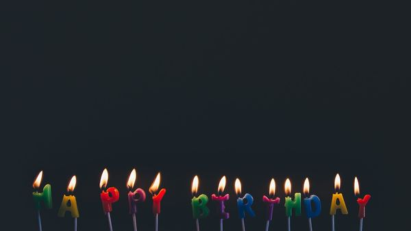 Happy Birhtday Pulse! - Credit: Annie Spratt on Unsplash