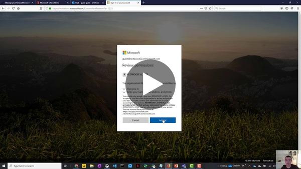 Doctor Flow : Guest access in Microsoft flow