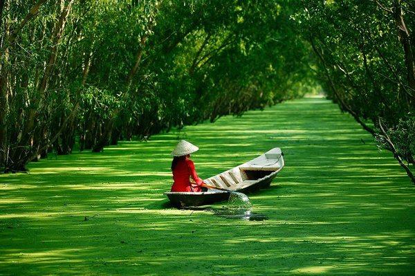 Vietnam. De Mekong Delta. Een hoogtepunt voor velen.