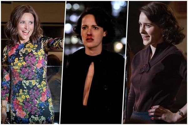 Los episodios de los Emmy 2019: actriz protagonista de comedia