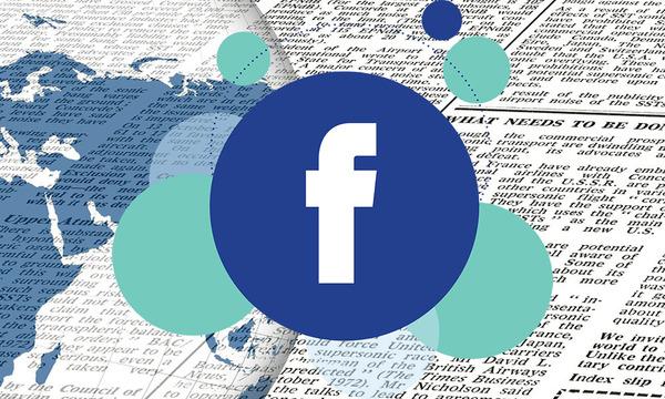 """Facebook met """"News Tab"""" binnenkort ook aan de haal met betrouwbaar nieuws? - WANT"""