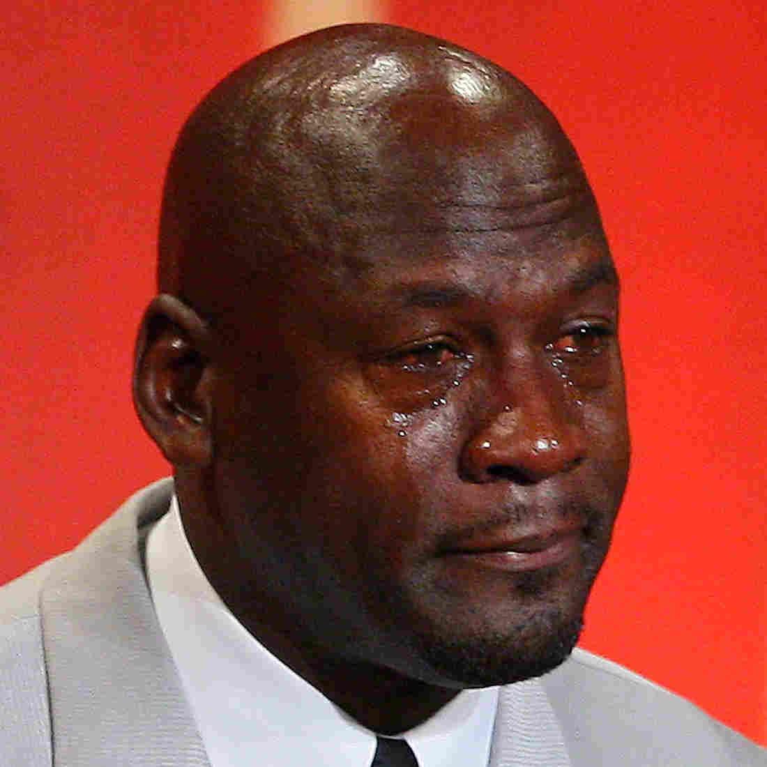 Me / Crying Michael Jordan