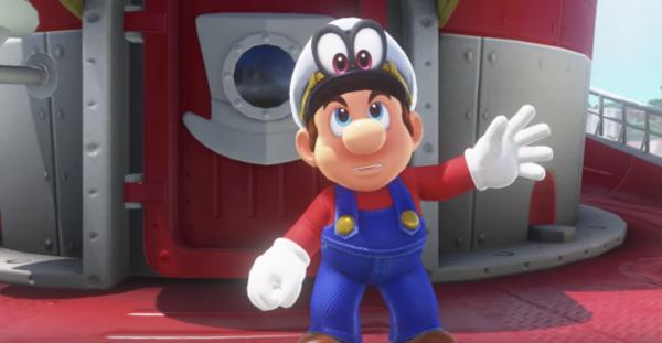 Super Mario: zo ziet je favoriete loodgieter eruit zonder snor - WANT