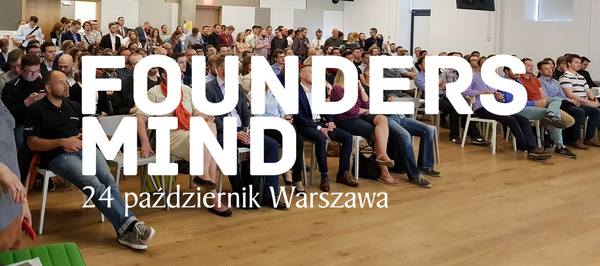 KONFERENCJA FOUNDERS MIND