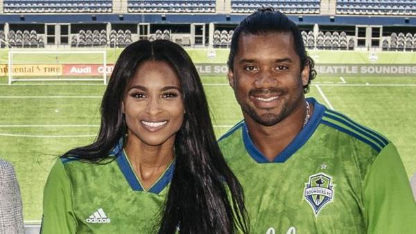 Seattle Sounders: Russell Wilson, Ciara and Macklemore join MLS side's ownership - BBC Sport