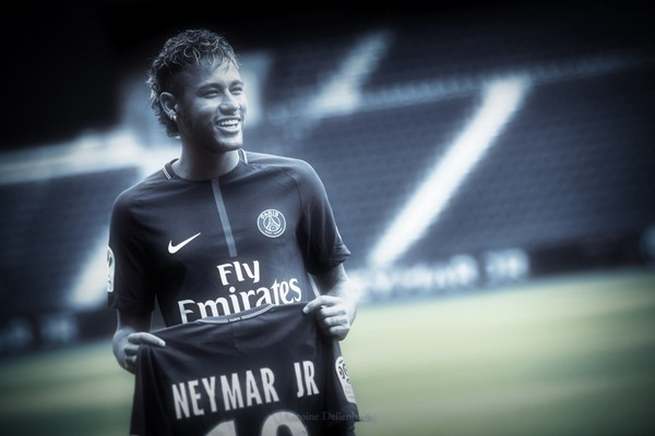 Neymar and his network value