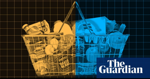 How a no-deal Brexit threatens your weekly food shop
