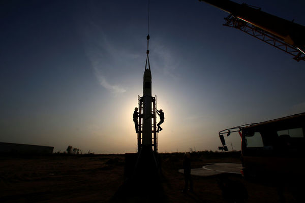 Chinese space startup revs up for reusable rocket race
