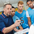 A Negative Coach Leads To Better Performance of Basketball Teams