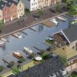 Over twee jaar heeft Leimuiden eigen dorpshaven
