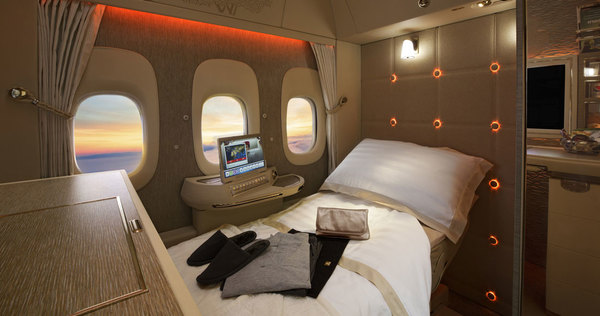 Why Flying First Class Is Actually More Stressful Than Flying Business Class