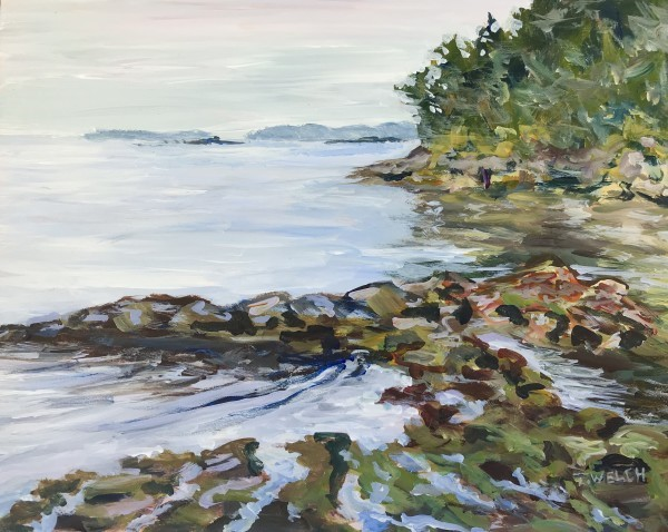 View Between Islands by Terrill Welch | Artwork Archive