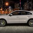 Maak kennis met de groenere versie van de Porsche Cayenne Coupé - WANT