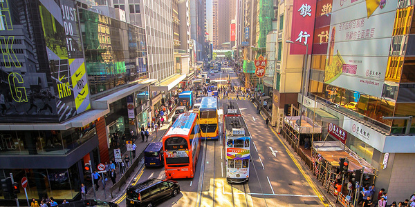 Hong Kong could be tricky for Twitter. Credit: Florian Wehde on Unsplash
