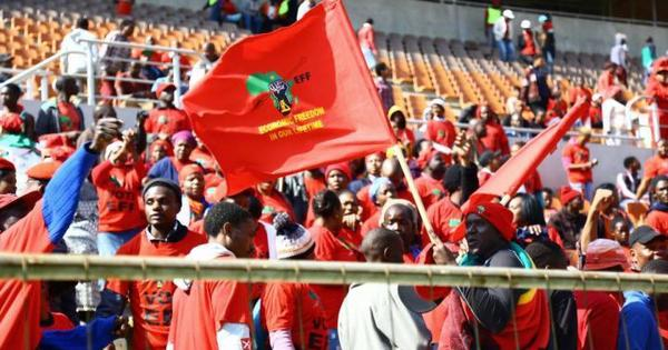 EFF MPs resign over CR17 money | eNCA