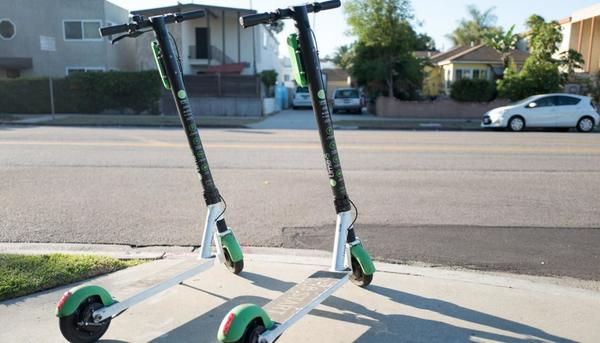 'Totally legal': Why towing company has been taking Lime's scooters