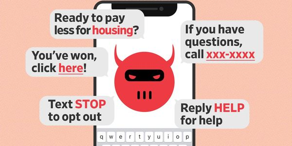 Getting Attacked by Robotexts? Here's What to Do