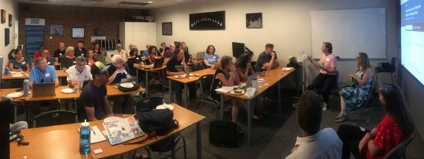 This past Tuesday, on the panel at the Boulder WordPress Meetup