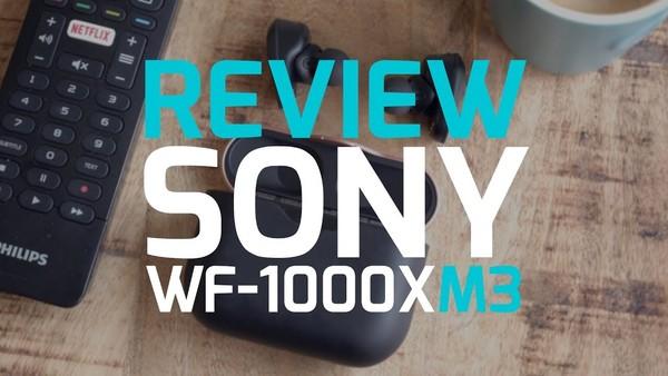 Sony WF-1000XM3 review: ruisonderdrukking in miniatuurformaat