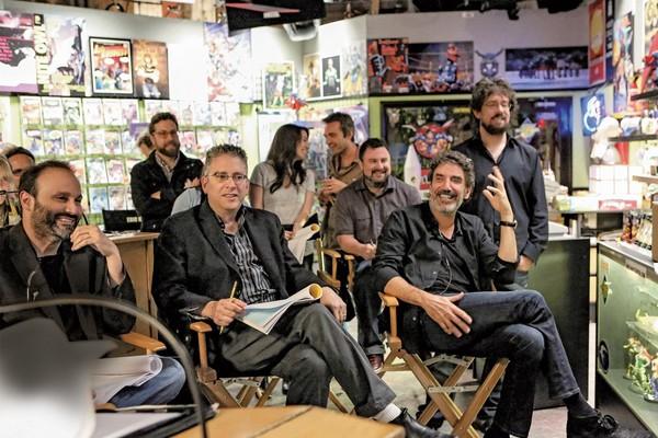 COLUMNA | Por qué es importante la diversidad en una sala de guionistas | Valentina Morillo