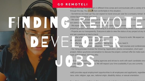 Find Remote Software Engineer Jobs