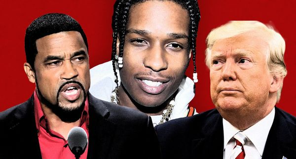 Zweden, Trump en A$AP Rocky: dit gebeurde er